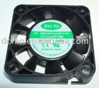 XJ4010 12v dc cooling fan for play equipment