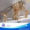 fashion classic bronze/gold-plated/ bathroom/basin faucet