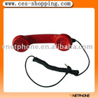Handset reciver for mobile phone and computer