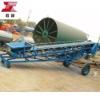 rubber belt conveyor - organic fertilizer equipment