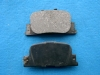 Zhanxiang OEM ZX1017P Car Brake Pad (China BYD)