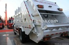 gold prince 4x2 compressed garbage truck