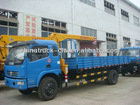 Famous SQ10ZK3Q FAW 10tons crane truck