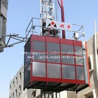 Smoke Tower Construction Hoist