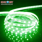 1 Meter 60 Bulbs Waterproof LED Bare Board Light Belt 12V 3825 Multi-functional Light Bar - Green
