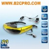 """HOT 80"""" HD 3D Video Glasses VGA for Notebook/Laptop/PC! (PCM920)"""