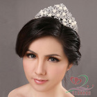gorgeous popular bride crown,Wedding Hair Accessories,tiaras SZ-HG-036