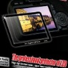 Professional Camera LCD Protector/ Screen Protector/ digital screen cover for Sony