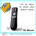 3D Andriod 2.4G Motion Stick Multifunction Remote Air Mouse