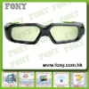 univeral active shutter 3d glasses for pc/normal tv