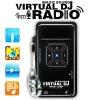high-fidelity digital USB VIRTUAL DJ FM-RADIO