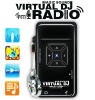 high-fidelity digital USB VIRTUAL DJ FM-RADIO