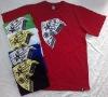 Men'sfamous stars&straps hip hop t-shirt