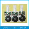 Sound module for christmas card