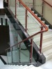 Steel Glass Balustrade YG-B5