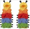 Colorful Polar Fleece Baby Sleeping Bag