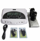 ion Cell detox machine foot spa with dual working system far infraired waistband