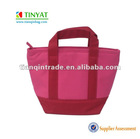 Tote polyester cooler bag