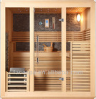 Luxurious Sauna Room Dry Steam FS-1212 for 4 people