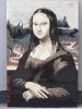 Mona lisa marble imitation,marble mural painting,marble sculpture