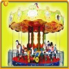 2012 fun&interesting kiddie ride playground equipment carousel /merry go round