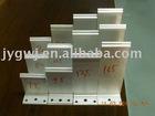Aluminum alloy support