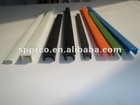 Plastic PP PVC T- slot cover for aluminium profile
