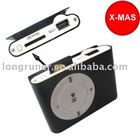 TF card mp3 player OEM Christmas gifts