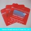 Portable PVC folders