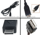 USB Cable For Panasonic DMC-ZS1 DMC-ZS3 DMC-ZX1 DMC-TZ7 Data Transfer