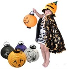 Mixed Style Halloween Pumpkin Paper Jack Lamp Portable Lantern