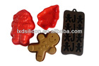 Christmas Silicone Cake Mould