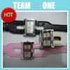 New Arrival Wrist Watch with Hello Kittty Cat Design 2011 Hot Selling Cheapest Watch UDTEK00805
