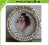 2012 new design and best gift metal 3x3 photo frame