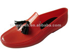2012 NEW MEN JELLY SHOES/PVC OVERSHOES