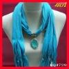 pendant scarf jewelry
