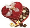 Heart Shaped Candy and Chocolate gift Box