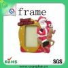 wholesale custom promotional Samta Claus photo frame