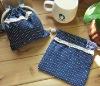 Cotton Fabric Storage Bag