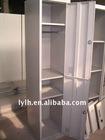 2 doors steel locker LH-012