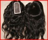 Fashion bodywave indian remy hair silk closure piece