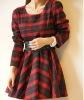 2013 latest design women winter dress