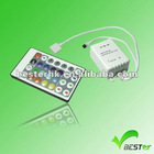 Infrared Touch Controller,Remote IR Controller,LED RGB 28-key Controller