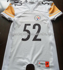 002 FC White American Football Jersey
