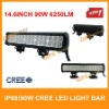 90w cree off road led light bar,4x4 led driving light bar,for trucks/UTV/OFF ROAD CAR/MINING