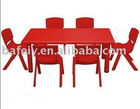 plastic picnic table