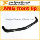 C63 CSL Carbon Fiber AMG front lip bumper lip for Benz