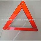 traffic warning triangular