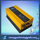 7.5kw solar pump inverter match with 10HP AC pump for irrigation