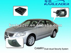 Special fitting dual view car camera security system for Toyota Camry